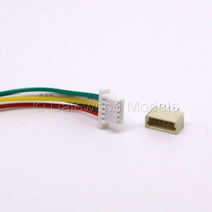 Charming 5 Pin Female Wire Connector Contemporary - Electrical ...